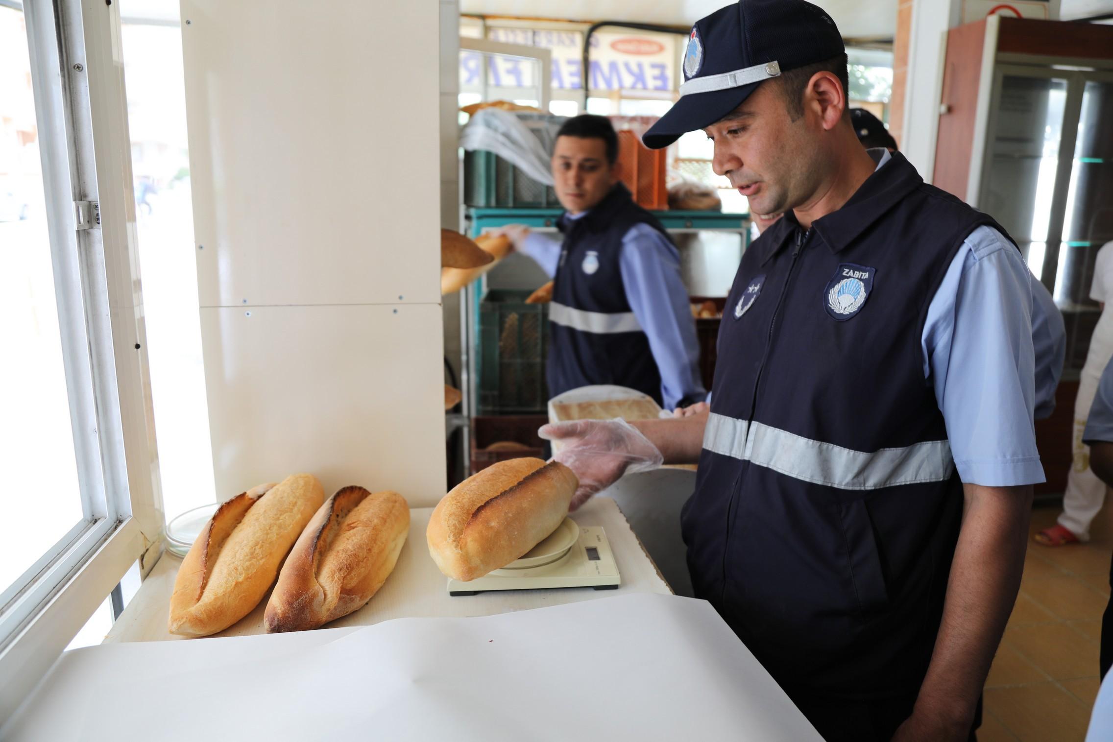 Büyükşehir Zabıtası'ndan Ramazan Denetimi
