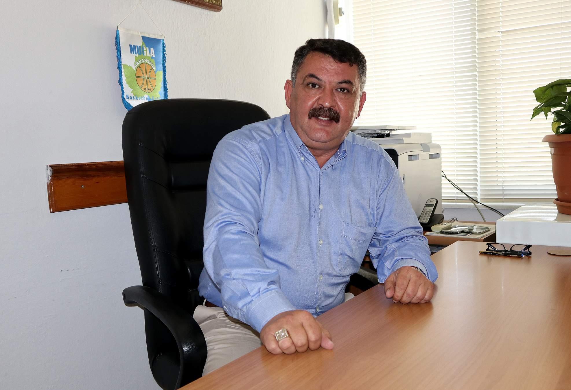 Muğla'da Mehmet İşçi Göreve Başladı