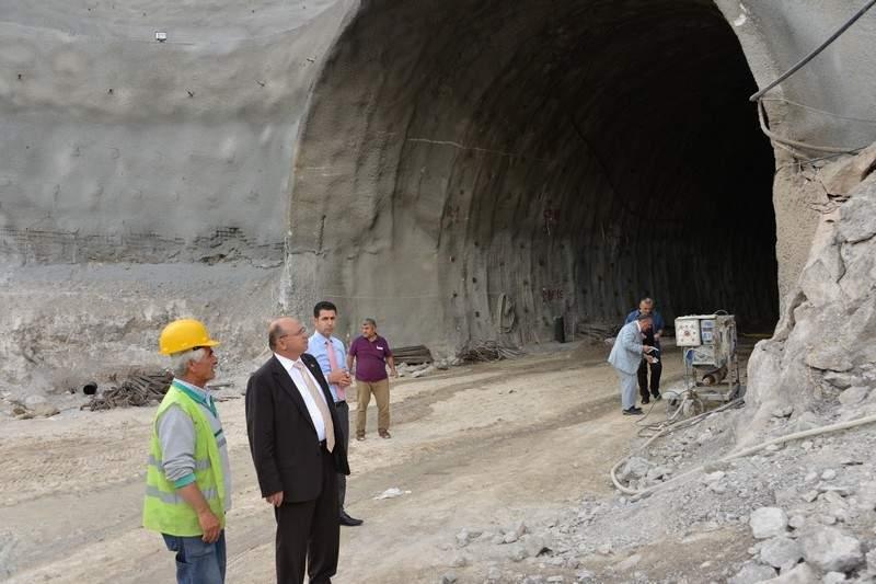 Karabel Tüneli, vatandaşın yüzünü güldürecek