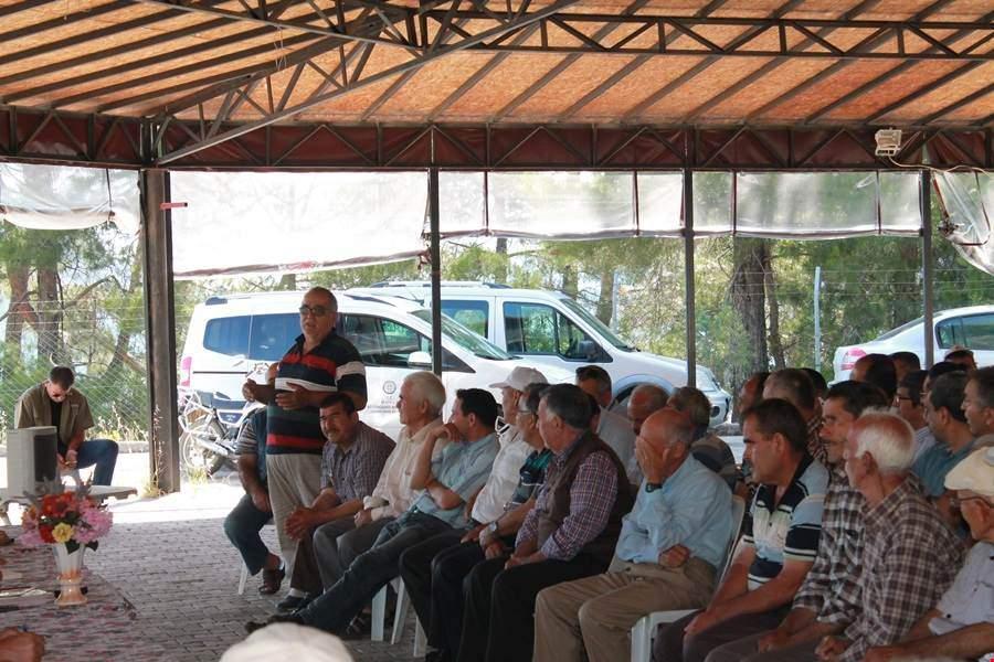 Elcik Mahallesinde Haziran Ayı Vatandaşla Buluşma Toplantısı gerçekleşti