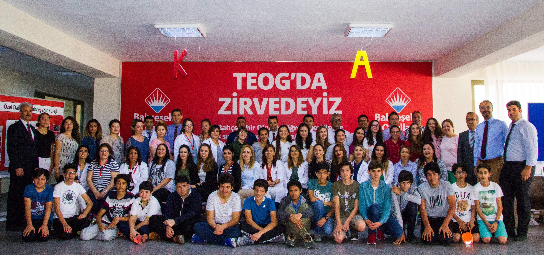 Özel Dalaman Bahçeşehir Okulları Başarısını Perçinliyor
