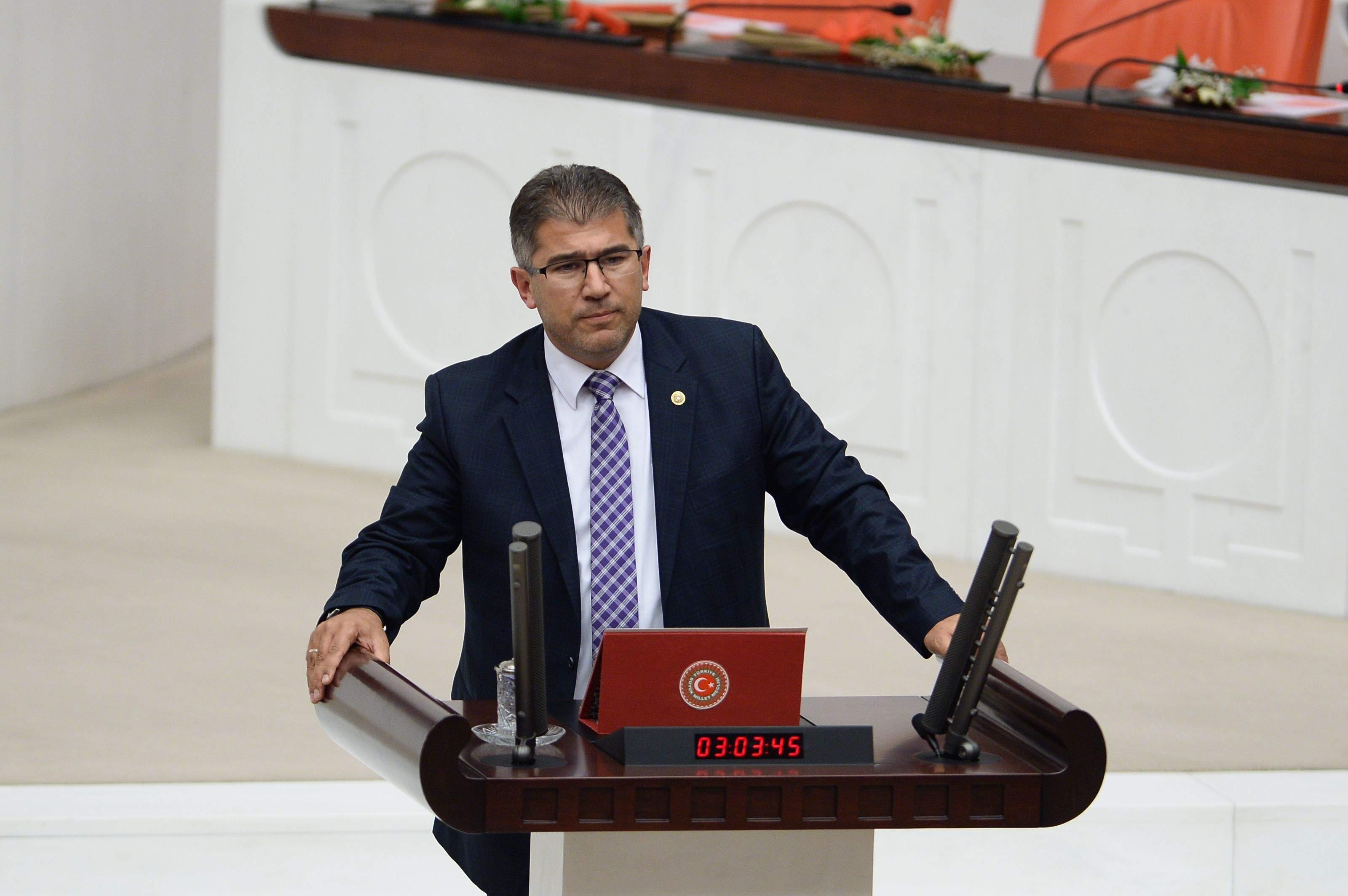 Milletvekili Öztürk'ten Bayram Mesajı…