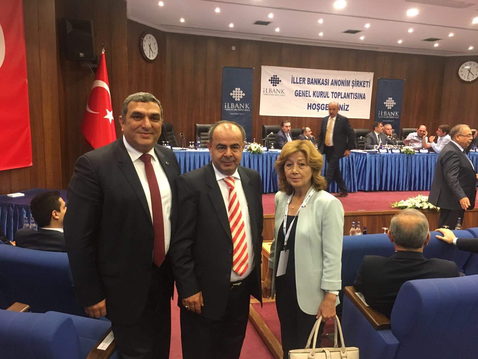 Menteşe Belediyesi Ankara'da Muğla'yı Temsil Etti