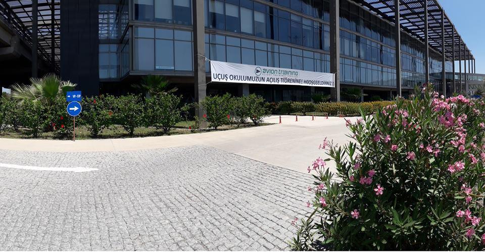 Dalaman da Uluslararası Uçuş Okulu Açıldı