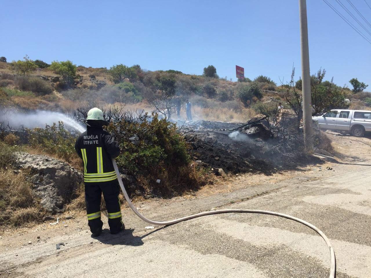 Büyükşehir İtfaiyesi Yangınlara Karşı Uyardı