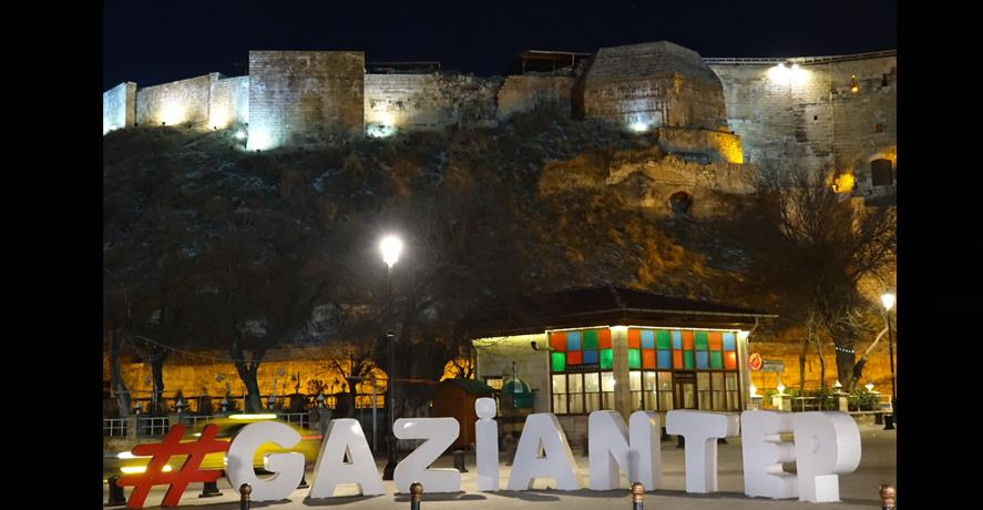 Gaziantep Gastronomide Cazip Turizm Destinasyonu