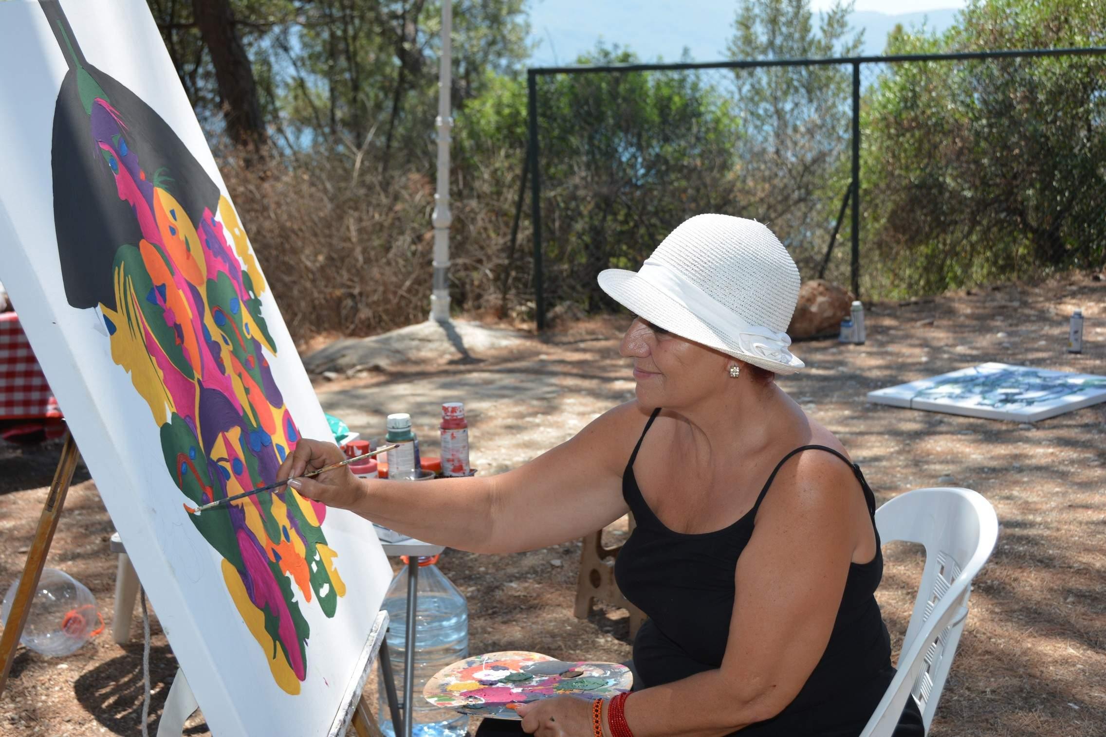 Büyükşehir'in Sanata ve Sanatçıya Desteği Sürüyor