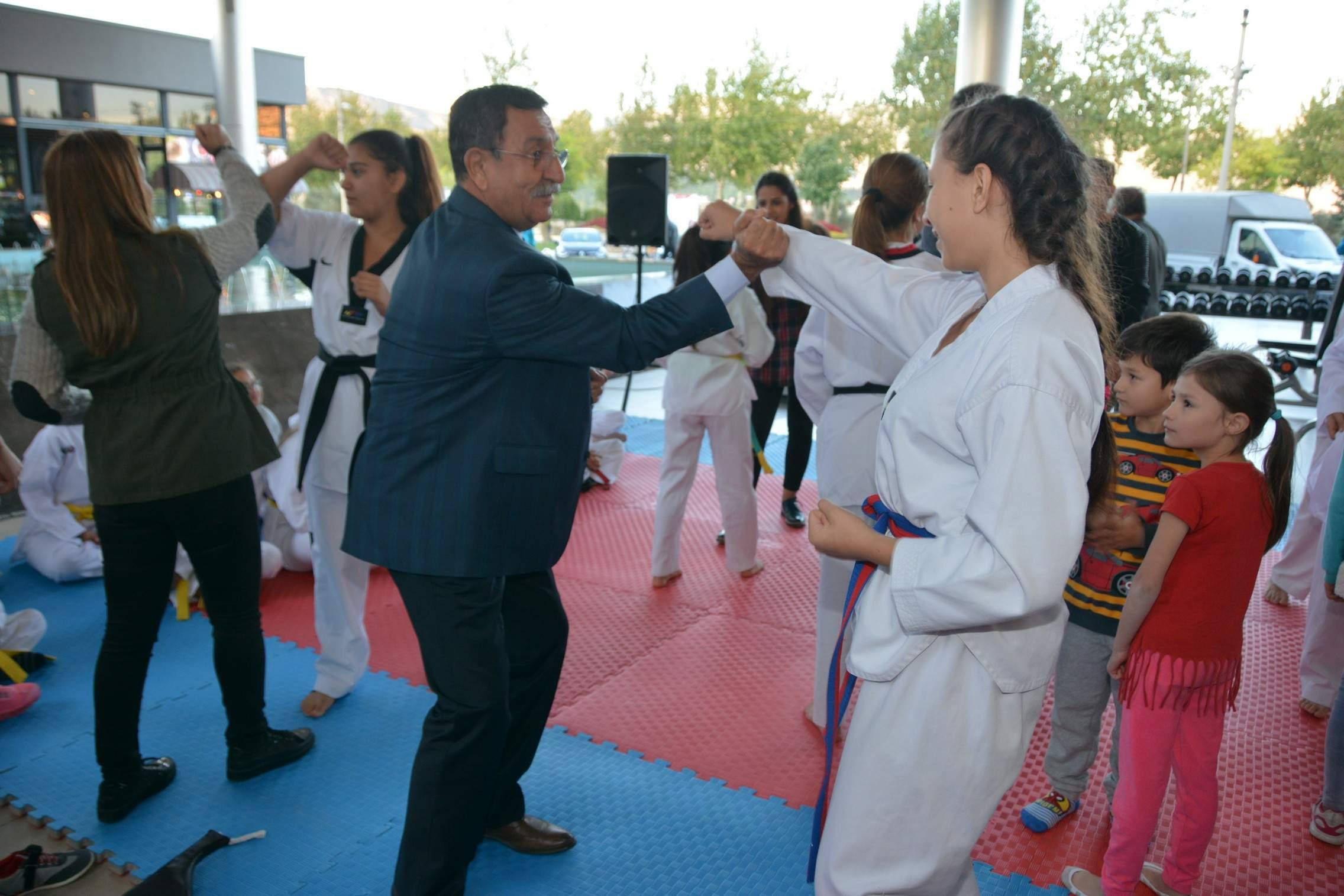 Amatör Spor Haftası Etkinliklerle Kutlanıyor