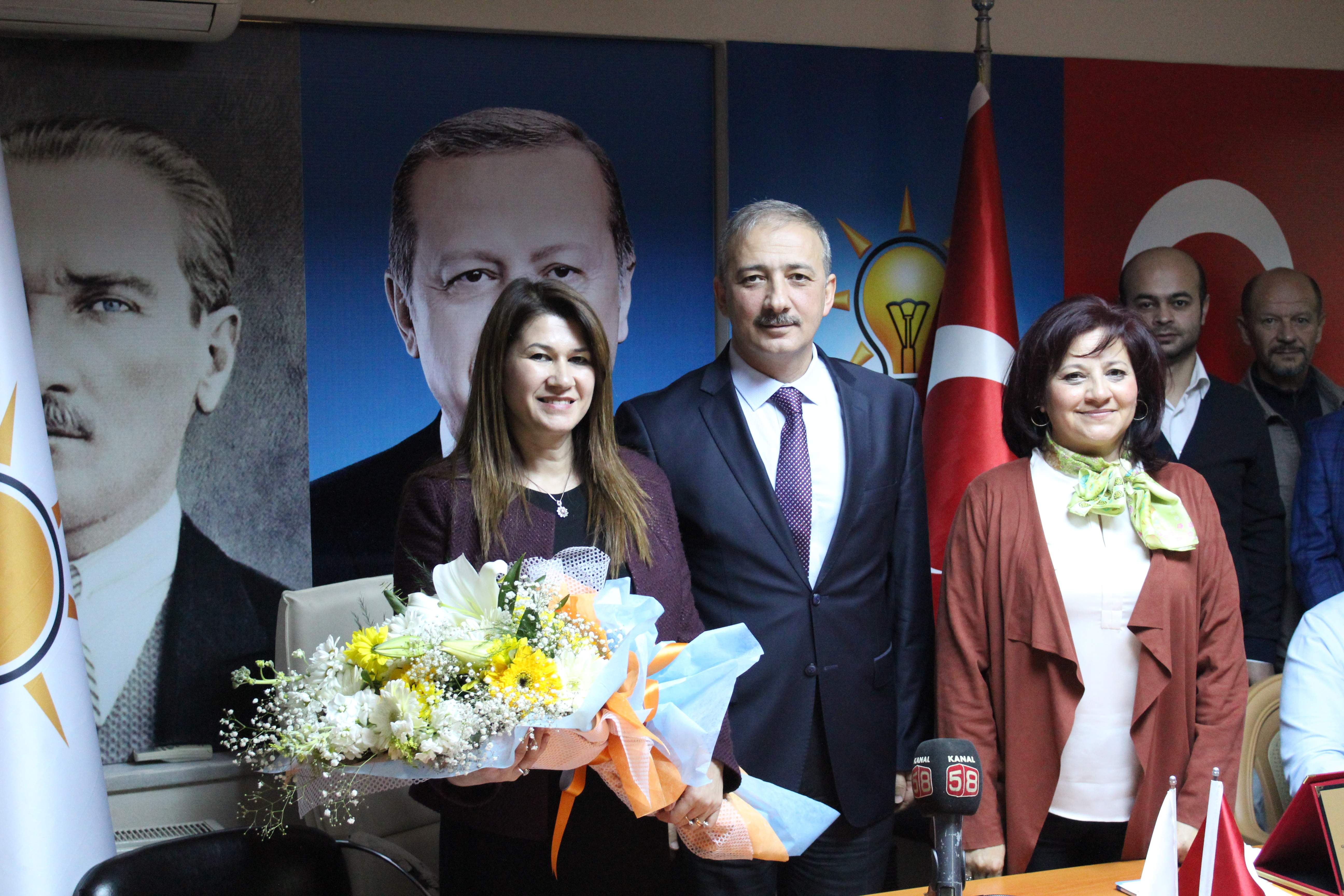Ak Parti Muğla İl Başkanlığında ilçe Başkan  adayları tanıtıldı