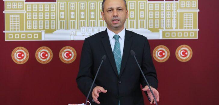 CHP'li Erbay:  Lüksünüzden, şatafatınızdan vazgeçin esnafa destek olun