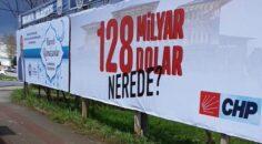 128 MİLYAR DOLAR NEREDE AFİŞLERİ MUĞLA VALİLİĞİNCE YASAKLANDI